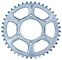 45 Tooth Performance Machine Steel Chrome 530 Rear Sprocket