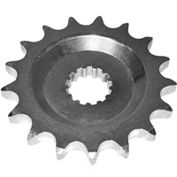 "17 Tooth 1/4"" Offset 530 Front Sprocket Early Suzuki / Kawasaki"