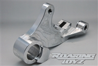 2007-2008 GSXR 1000 and 2008-2014 Suzuki Hayabusa Wide Tire Custom Rear Caliper Hanger Bracket Billet CNC Machined for 220MM Rear Rotor