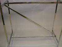 Z Brace Add On Fits Double Bar Clothing Store Rack