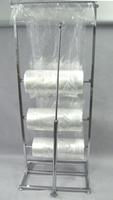 3 Roll Plastic Film Garment Bagging Jack