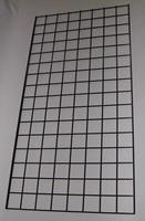 2 ft x 4 ft Black Grid Wall Panel 3 OC Lot of3