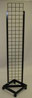 14 W x 72 Grid Tower With Casters Lot of1
