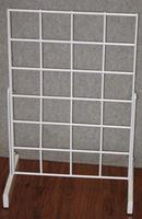 Countertop Display 12 x18 Grid White Lot of1