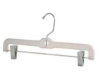 14 Inch Heavy Weight Clip Clamp Clothes Hanger