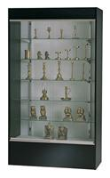 Wall Display Showcase 5 Shelves Store Fixture