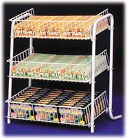 3 Tier Design Snack Candy Counter Rack Display