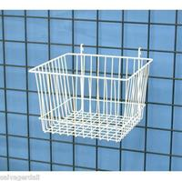 SQUARE GRID Gridwall Display BASKET