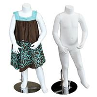 Kids Child Headless Fiberglass Mannequin Stand