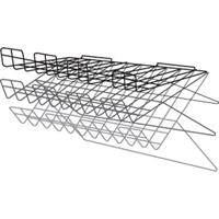 Slatwall Adjustable Wire Shelf Gridwall Pegboard