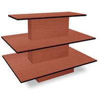 Economy 3 Tier Waterfall Table Multi level