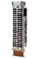 120 Pairs Sunglass Floor Standing Spinner Display