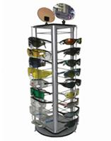 40 Pair Elegant Countertop Eyewear Spinner Display