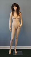Female Fleshtone Mannequin Clothes Display