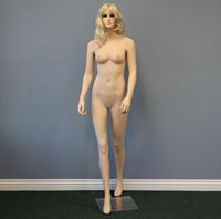 Womens Female Fleshtone Mannequin Wig Base