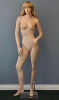 Realistic Female Fleshtone High End Mannequin