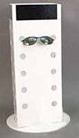 Revolving Countertop Eyewear Display
