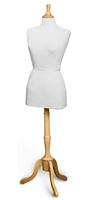 Female Dress Mannequin Form Women Tripod Base