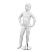 6 Years Old Boy's Tall Designer Mannequin Base