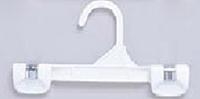 8 Inch Gripper Skirt Slack Clothes Hanger