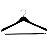 H100 Series 17Inch Wood Suit Hanger