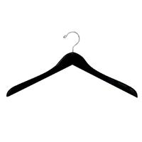 17 Inch Notched Wood Shirt Blouse Hanger