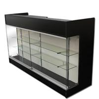 6' Ledgetop POS Sales Showcase Counter