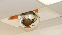 22 Inch Grid Ceilings Safety Mirror Dome