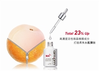 Naruko AMPM TOTAL BRIGHTENING RENEWAL TREATMENT MANDELIC ACID 5% 30ml 杏仁酸5%美白煥膚精華