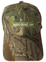 Septic-Direct.com Camo Hat