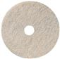 RENOWN NATURAL WHITE BURNISH PAD 17 IN.