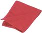 RENOWN STANDARD GRADE, 260 GSM, MICROFIBER CLOTH, 16X16 IN., RED