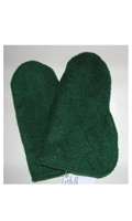 Flapped Thumbless Mittens - Child