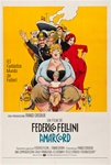 Amarcord Original Argentine One Sheet