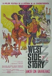 Original West Side Story Argentine One Sheet