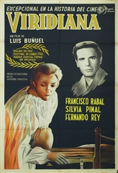 Original Viridiana Argentine One Sheet