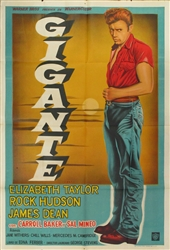 Original Giant Argentine One Sheet
