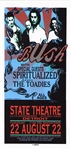 Mark Arminski Bush Original Rock Concert Handbill