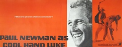 Cool Hand Luke Original US Banner