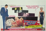 Pillow Talk Original Belgian Movie Poster