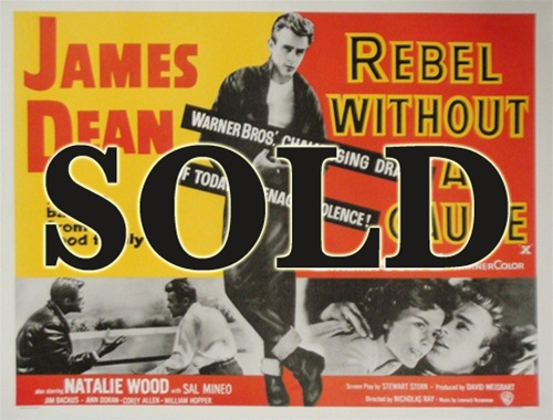 essay on rebel without a cause Top right: james dean and natalie wood in 'rebel without a cause'  of an  essay in the new scholarly anthology ''rebel without a cause:.