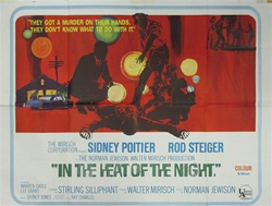 British Quad In The Heat Of The Night