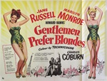 British Quad Gentlemen Prefer Blondes