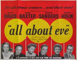 British Quad All About Eve