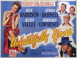 British Quad Unfaithfully Yours