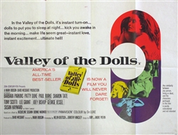 British Quad Valley Of The Dolls