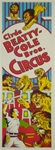 Original Circus Poster Clyde Beatty - Cole Brothers