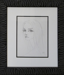 Lori Earley Original Drawing