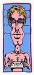 Emek Andy Dick Original Handbill
