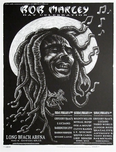Black And White Band Posters